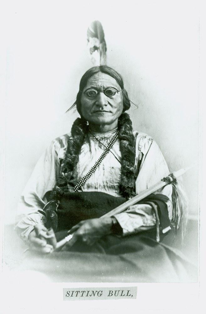 09 Sitting Bull sb61 Pope