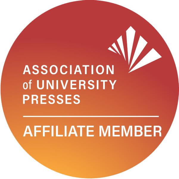 Association of University Presses Affiliate Badge - Circle KO Gradient