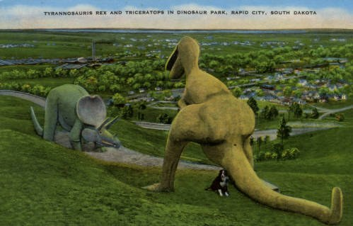 Dakota's Dubious Dinosaurs