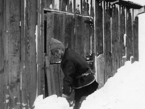 Flashback Friday: Winter on the Range