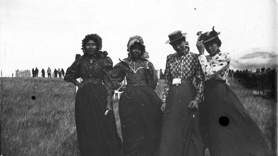 Flashback Friday: Women on the Plains