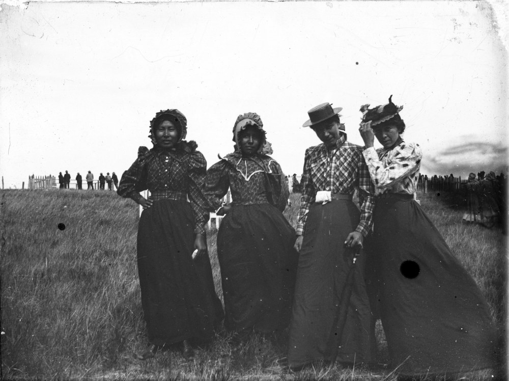 Flashback Friday: Women on the Plains