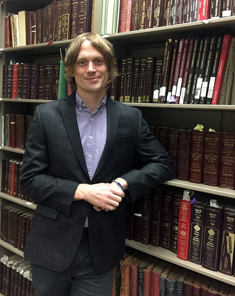 Introducing Cody Ewert, New Associate Editor