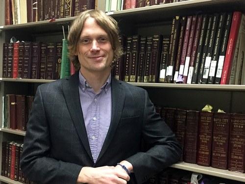 Introducing Cody Ewert, New Associate Editor