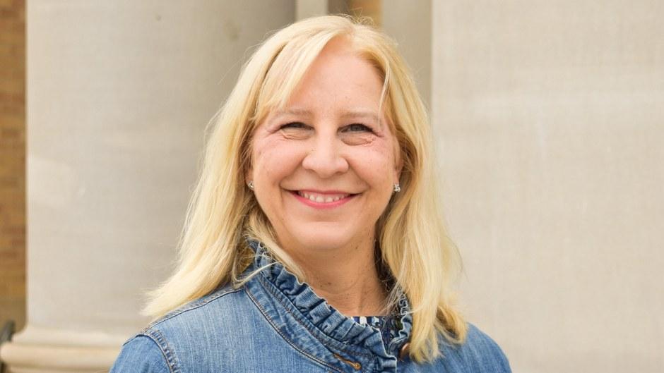 Introducing Dedra Birzer, New Press Director