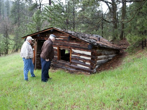 Log Cabins Tell South Dakota's History