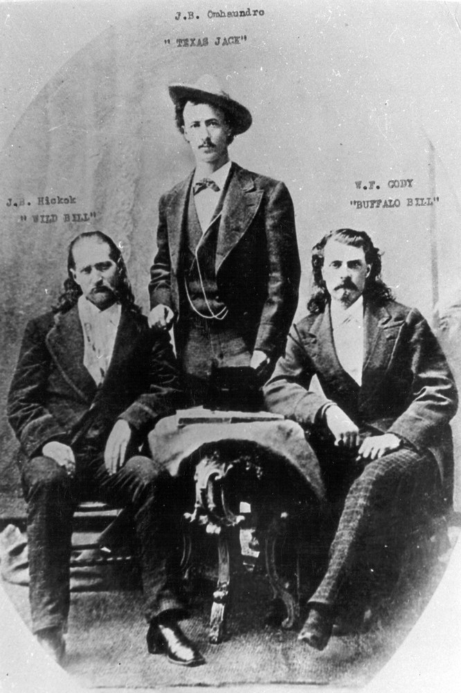 Man or Myth, Who was Wild Bill Hickok?