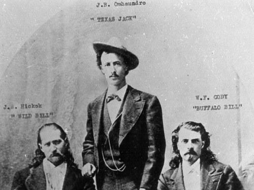 Man or Myth, Who was Wild Bill Hickok?