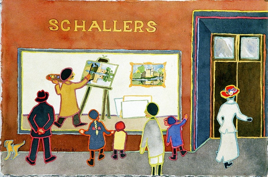 Schaller's Department Store, a Piece of Watertown History