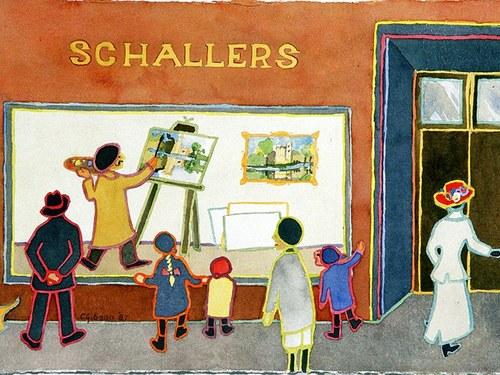 Schaller's Department Store, a Piece of Watertown History