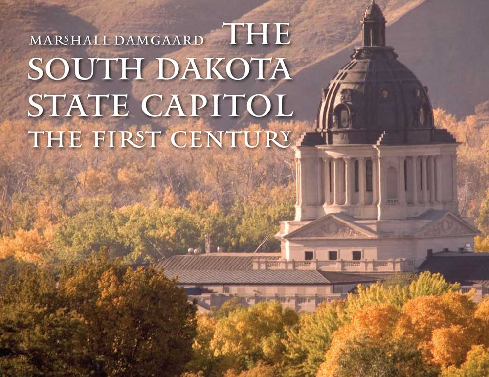 The South Dakota State Capitol