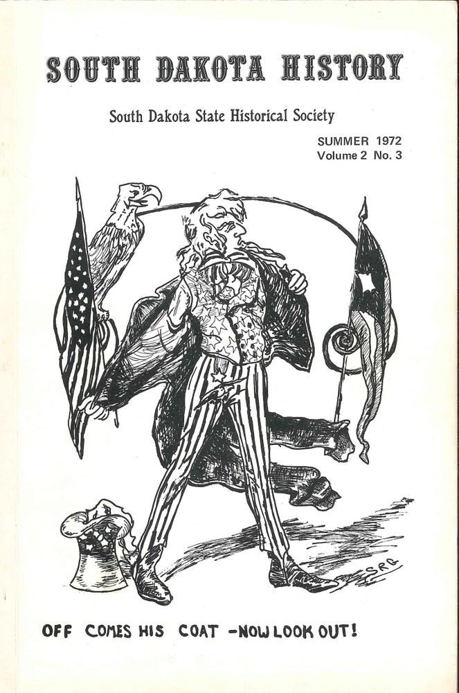 South Dakota History, volume 2 number 3
