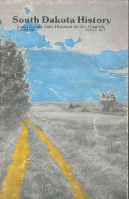 South Dakota History, volume 21 number 2