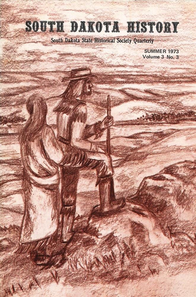 South Dakota History, volume 3 number 3