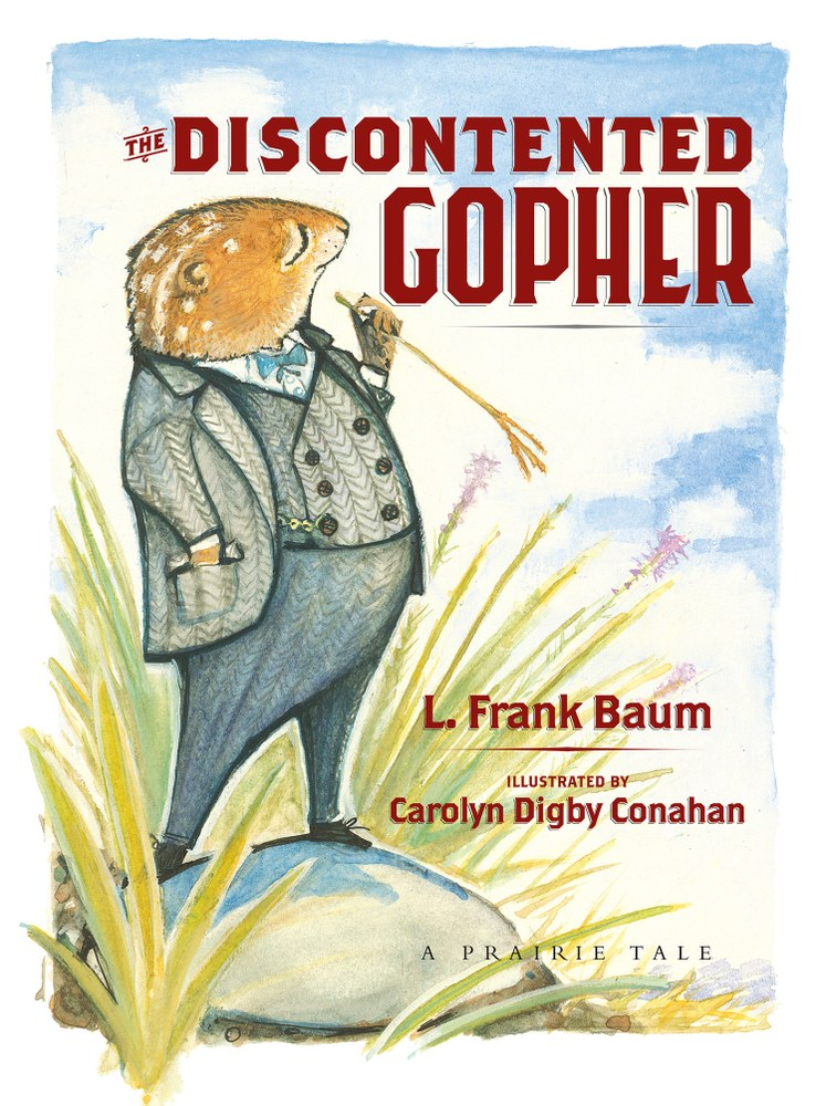 """""""The Discontented Gopher"""""""
