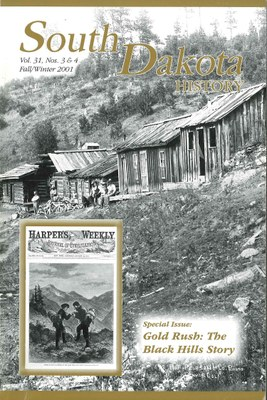 South Dakota History, volume 31 number 3