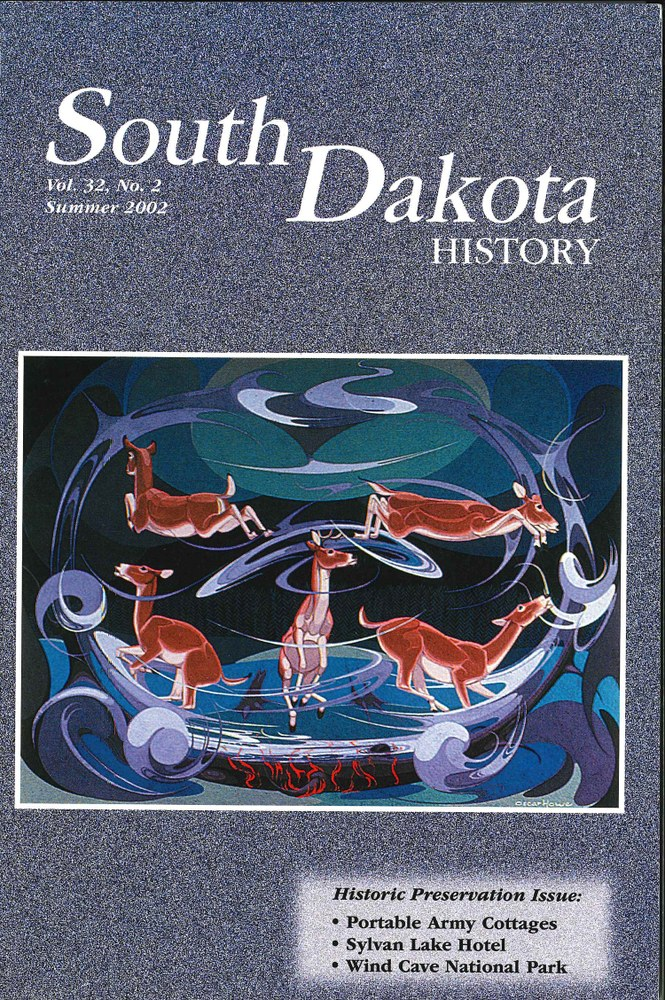 South Dakota History, volume 32 number 2