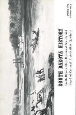 South Dakota History, volume 4 number 2