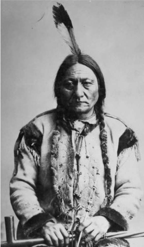 DAKOTA IMAGES   Sitting Bull