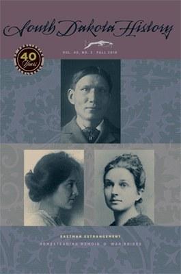 South Dakota History, volume 40 number 3
