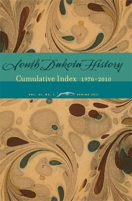 South Dakota History, volume 41 number 1