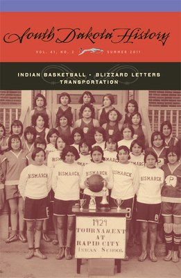 South Dakota History, volume 41 number 2