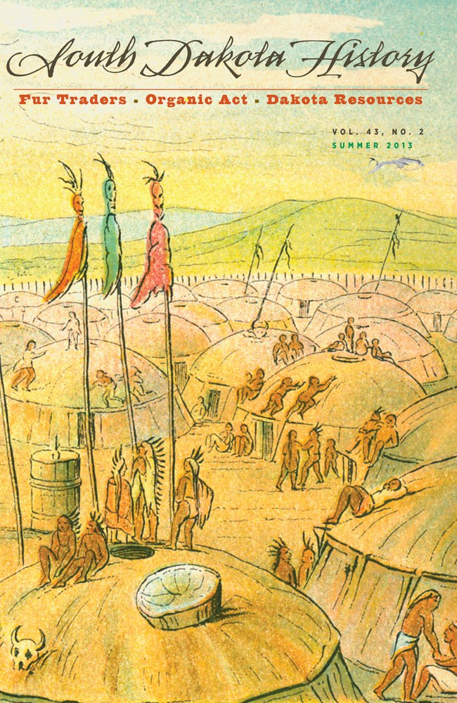 South Dakota History, volume 43 number 2