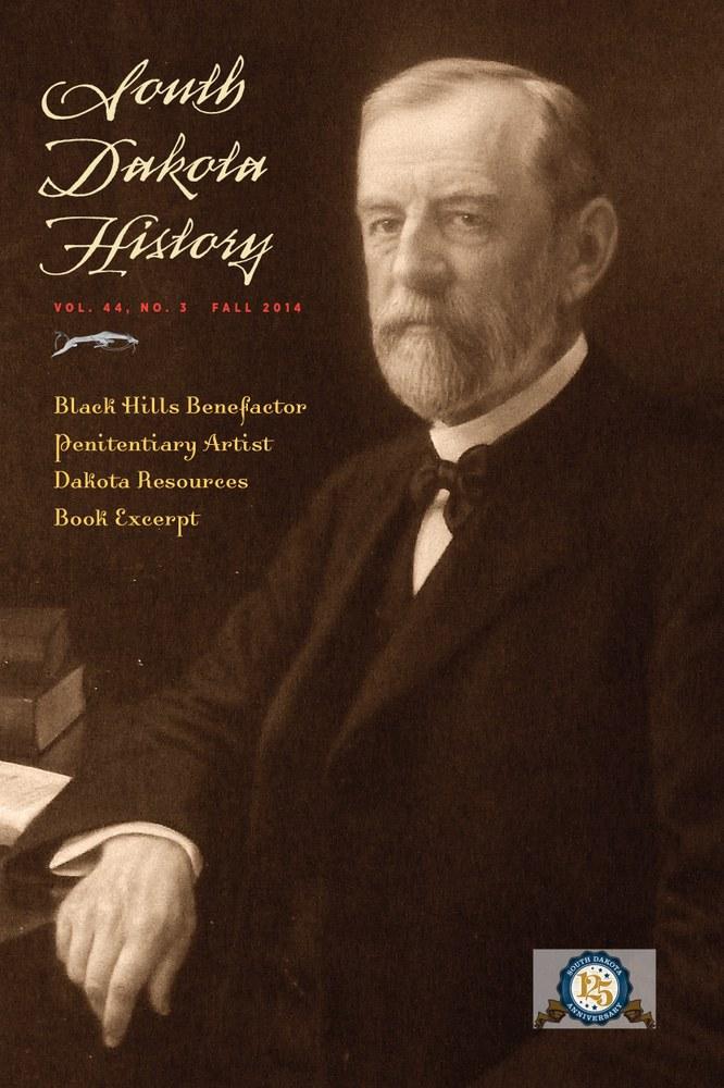 South Dakota History, volume 44 number 3