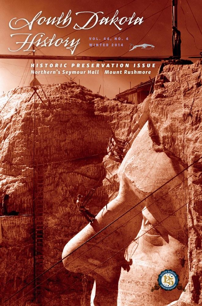 South Dakota History, volume 44 number 4