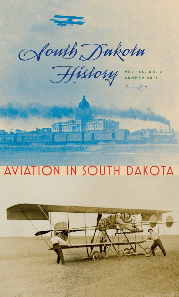 South Dakota History, volume 45 number 2