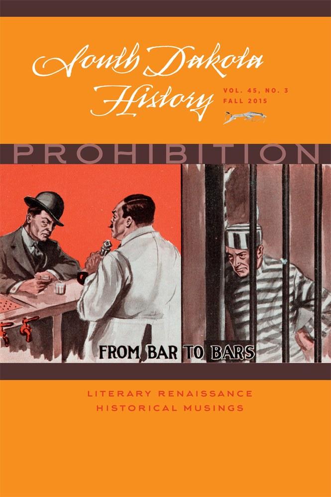 South Dakota History, volume 45 number 3