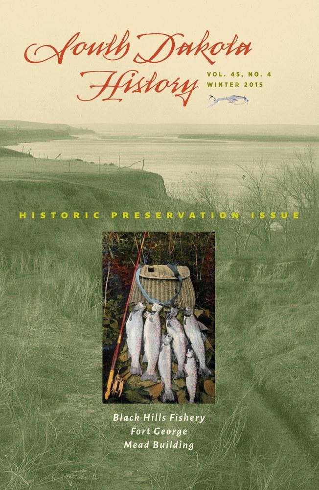 South Dakota History, volume 45 number 4