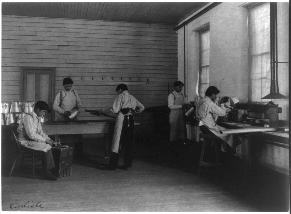 A Woman's Touch: Housekeepers in the Day Schools at Pine Ridge and Rosebud, 1880–1920