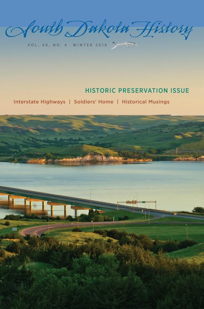 South Dakota History, volume 46 number 4