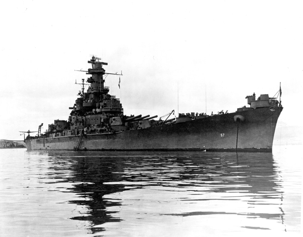 Genevieve Trask and the Double Christening of the USS South Dakota