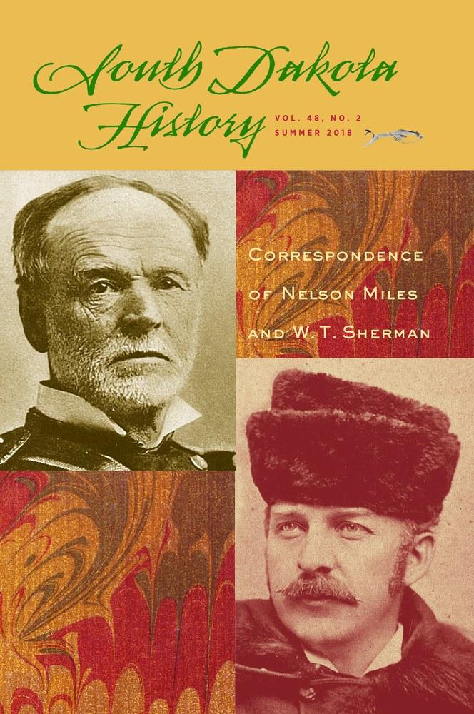 South Dakota History, volume 48 number 2