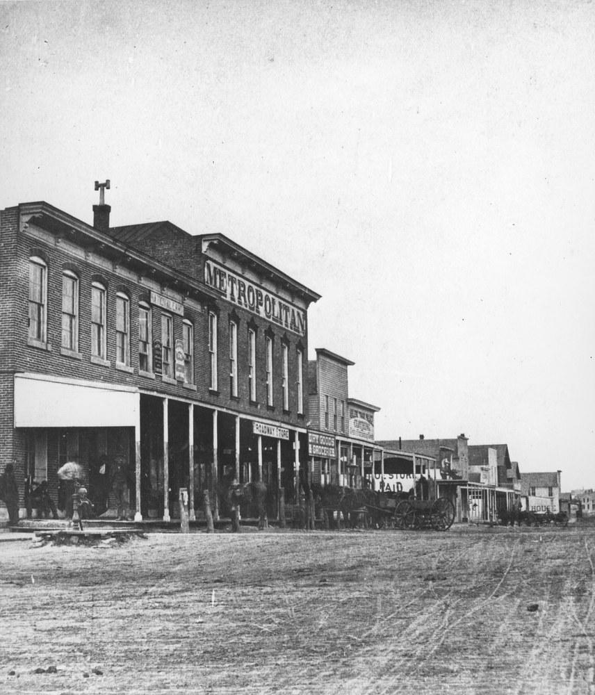 The Legendary Marshal of Abilene