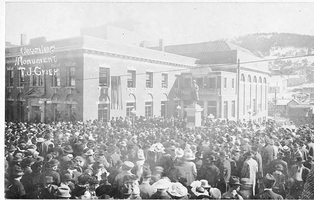 From the Capitol to Main Street: The Landscape of the Woman Suffrage Movement in South Dakota
