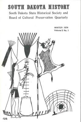 South Dakota History, volume 5 number 1
