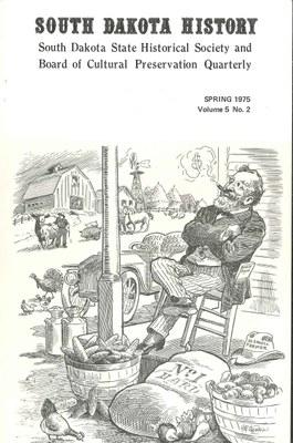 South Dakota History, volume 5 number 2