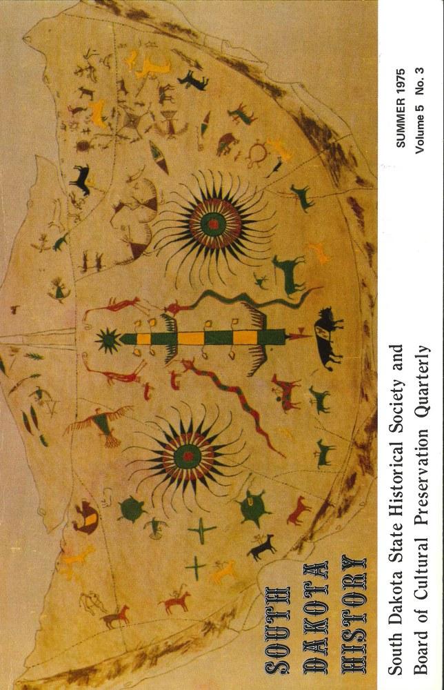 South Dakota History, volume 5 number 3