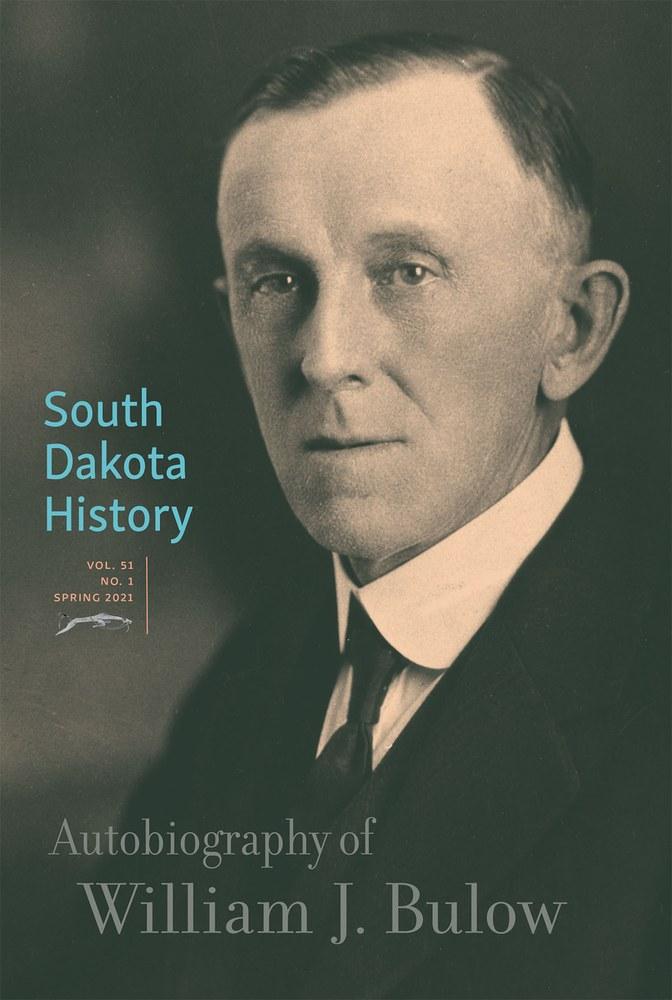 South Dakota History, volume 51 number 1
