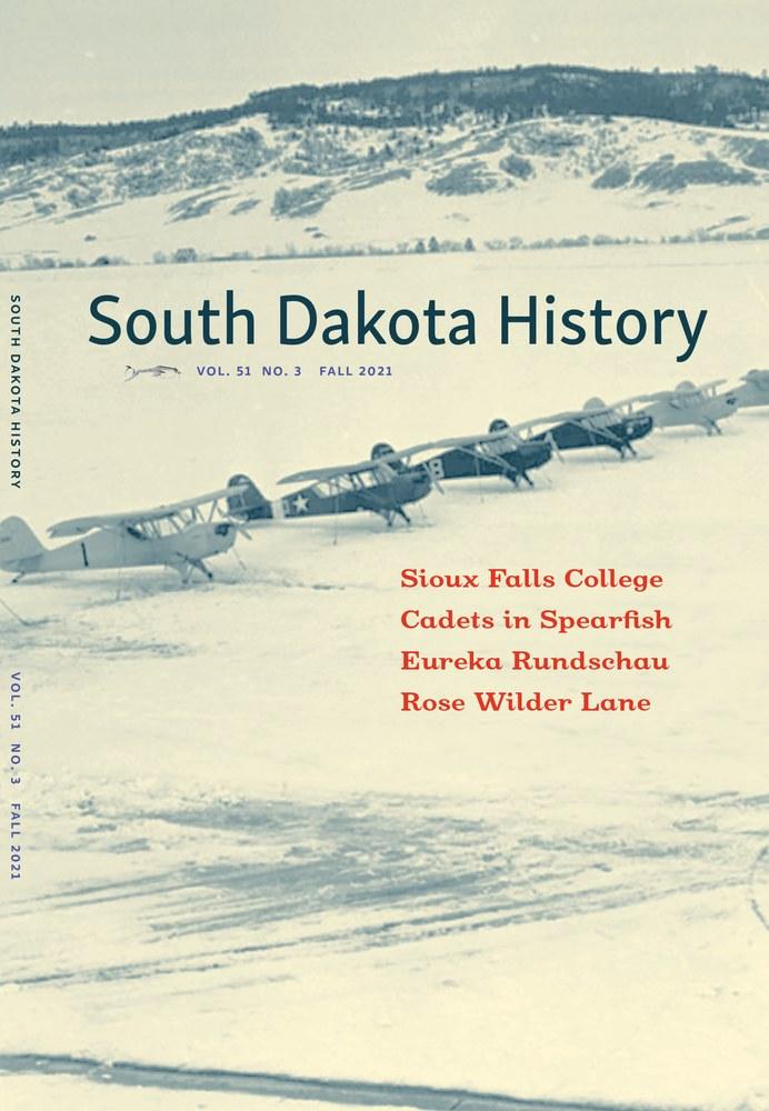 South Dakota History, volume 51 number 3