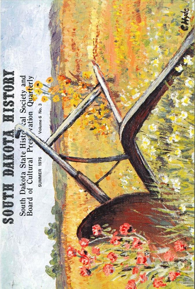 South Dakota History, volume 6 number 3