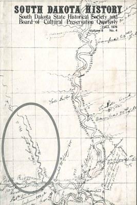 South Dakota History, volume 8 number 4