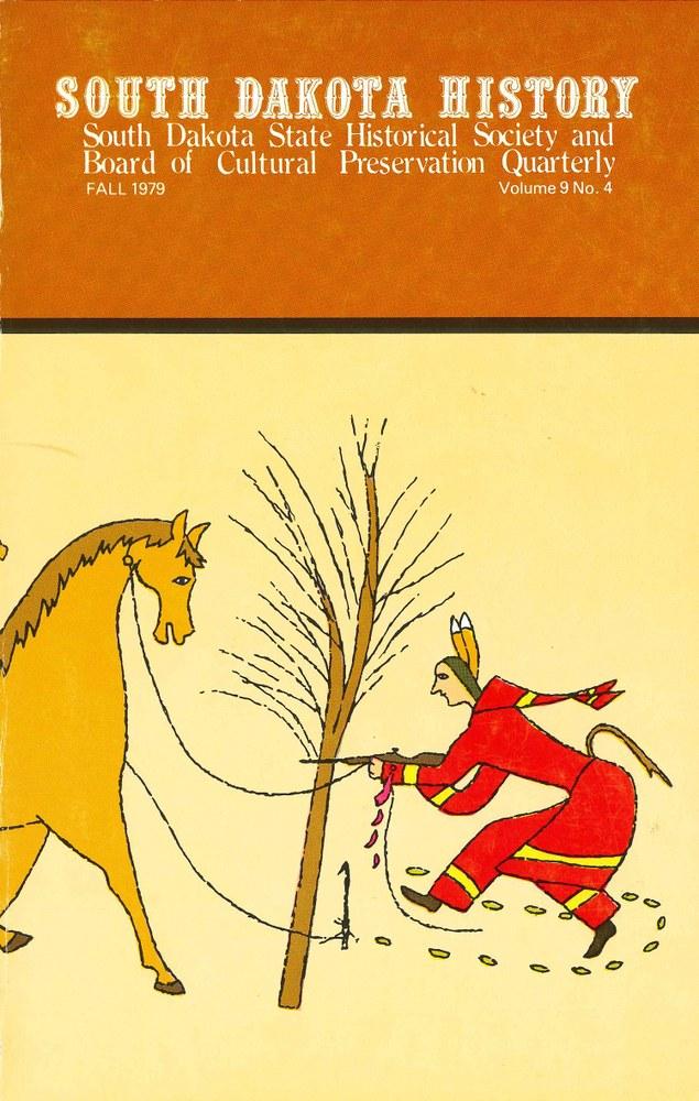 South Dakota History, volume 9 number 4