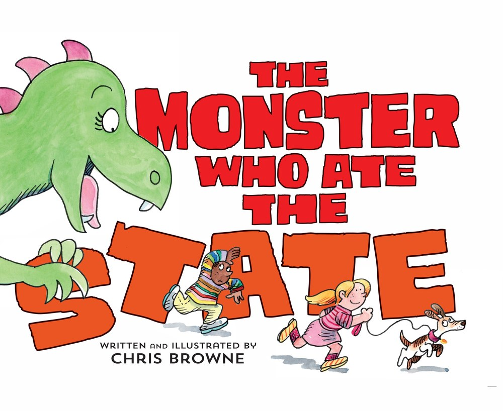Cartoonist, State Historical Society Author Chris Browne Receives Mayor's Award