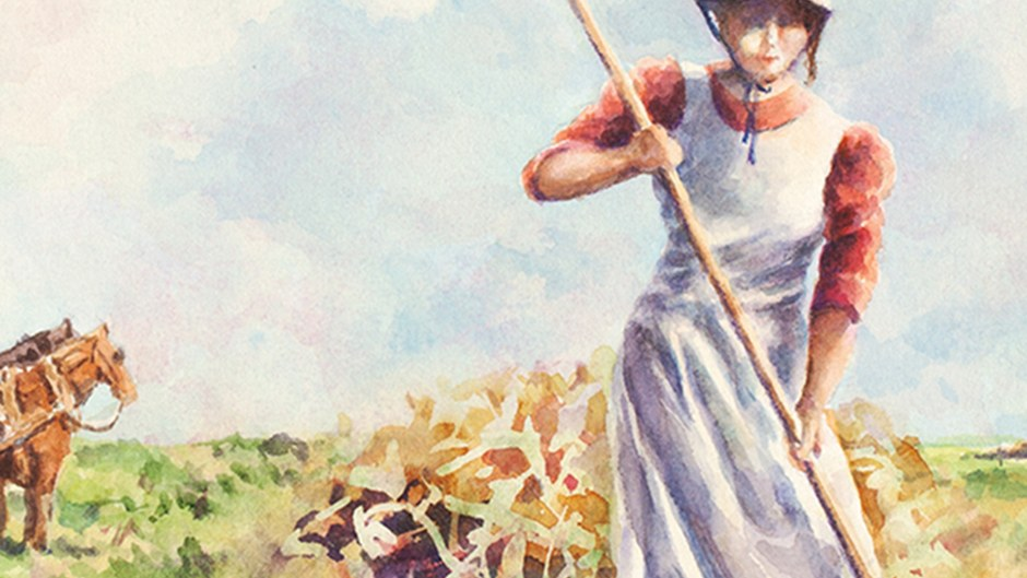 New book on Laura Ingalls Wilder coming in 2017 from State Historical Society
