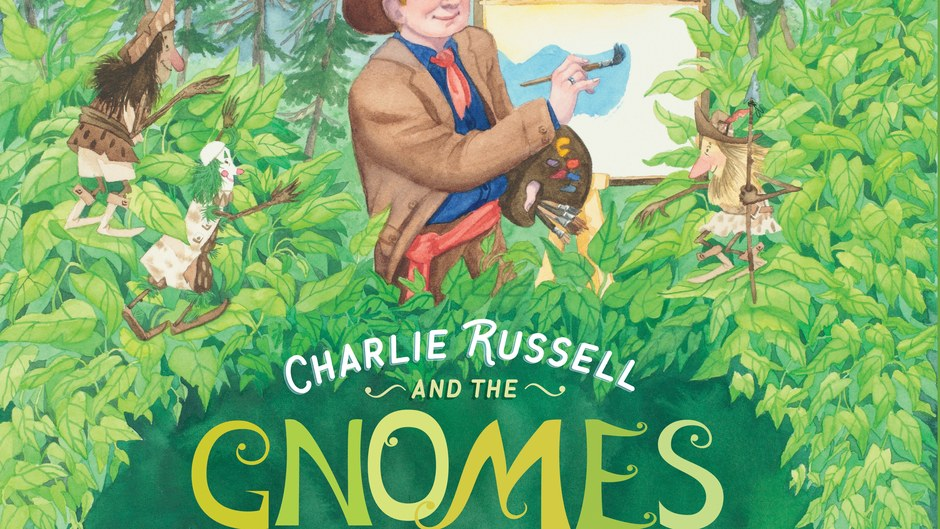 Western Artist Charles Russell Subject of New Children's Book