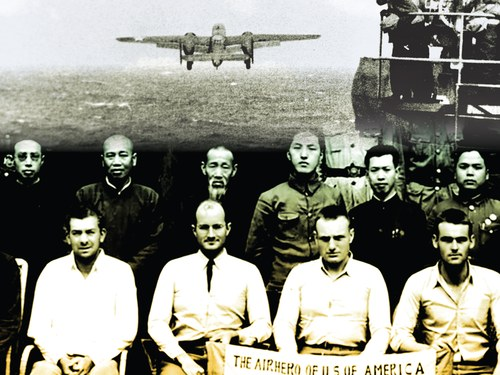 WWII Doolittle raider subject of new State Historical Society biography